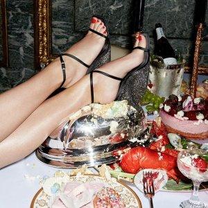 低至2.5折+部分额外8折Bergdorf Goodman 年末美鞋大促,SW 一字带高跟$127