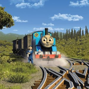 3折起 托马斯小火车$3.99Thomas & Friends 托马斯儿童玩具、图书促销