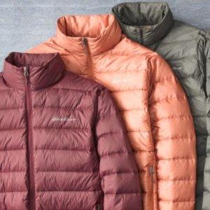 Eddie Bauer Men's CirrusLite Down Jacket Sale