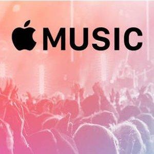免费3个月订阅Apple Music 海量音乐下载播放
