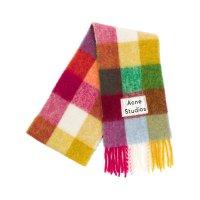 Acne Studios 格子围巾