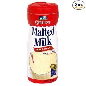 $5.50Carnation Malted Milk, Original, 13-Ounce Jars (Pack of 3)