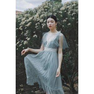 Ecru Emissaryget $25 back with $288MoliFusu  Summer Gardenia Dress