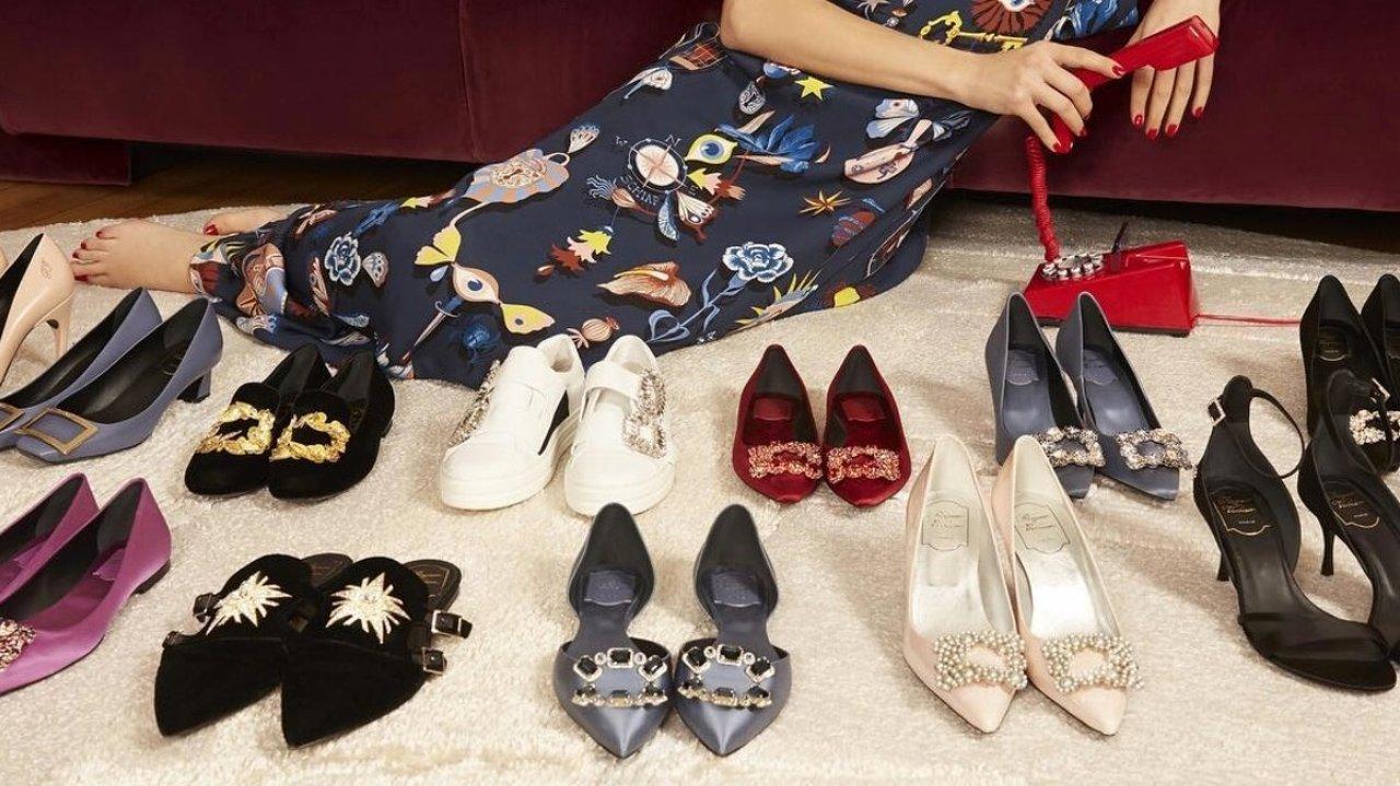 细扒+学习欲望都市女主的鞋品,梦幻天价高跟鞋了解一下