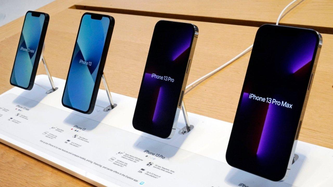 供应链危机,苹果或将大幅削减 iPhone 13 产量!苹果公司和供应商股票下跌!