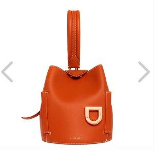 Danse Lente Josh Orange Shoulder Bag