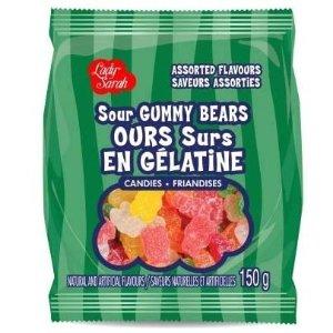 酸味小熊软糖 120G