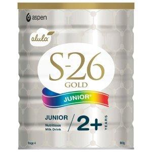 s-262岁+ 900g奶粉