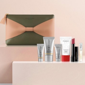 25% off SitewideLast Day: any $125 purchase + 7-pc Gift @ Elizabeth Arden