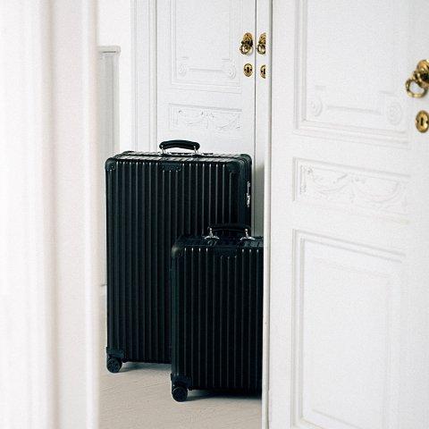 $1050New Arrivals: RIMOWA Classic Black Luggage