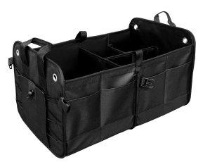 $19.99闪购:MOKOQI 后备箱11口袋整理箱