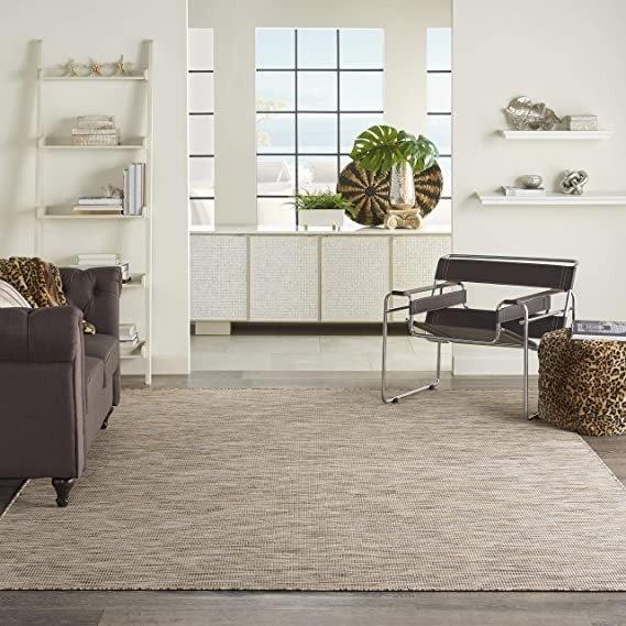 现代简约风地毯 5' x 7'