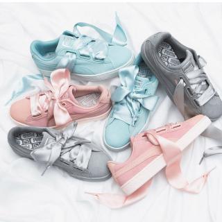 立享6折 + 2双包税免邮中国PUMA 女鞋精选,经典蝴蝶结板鞋¥229起,码全