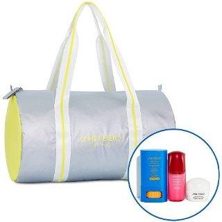 $28(价值$61)Shiseido夏日防晒套装热卖