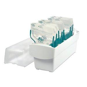 $10.49 (原价$19.99)The First Years 母乳储存袋整理盒