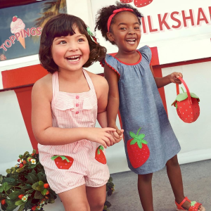 As Low As $9.99Gymboree Girls Dresses Sale