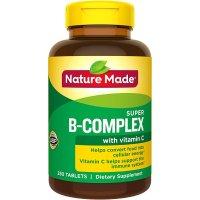 Nature Made 复合维生素B+叶酸 250粒