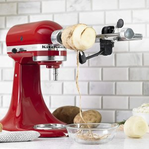 KitchenAid KSM2APCQ Stand Mixer Attachment, One size, Stainless Steel