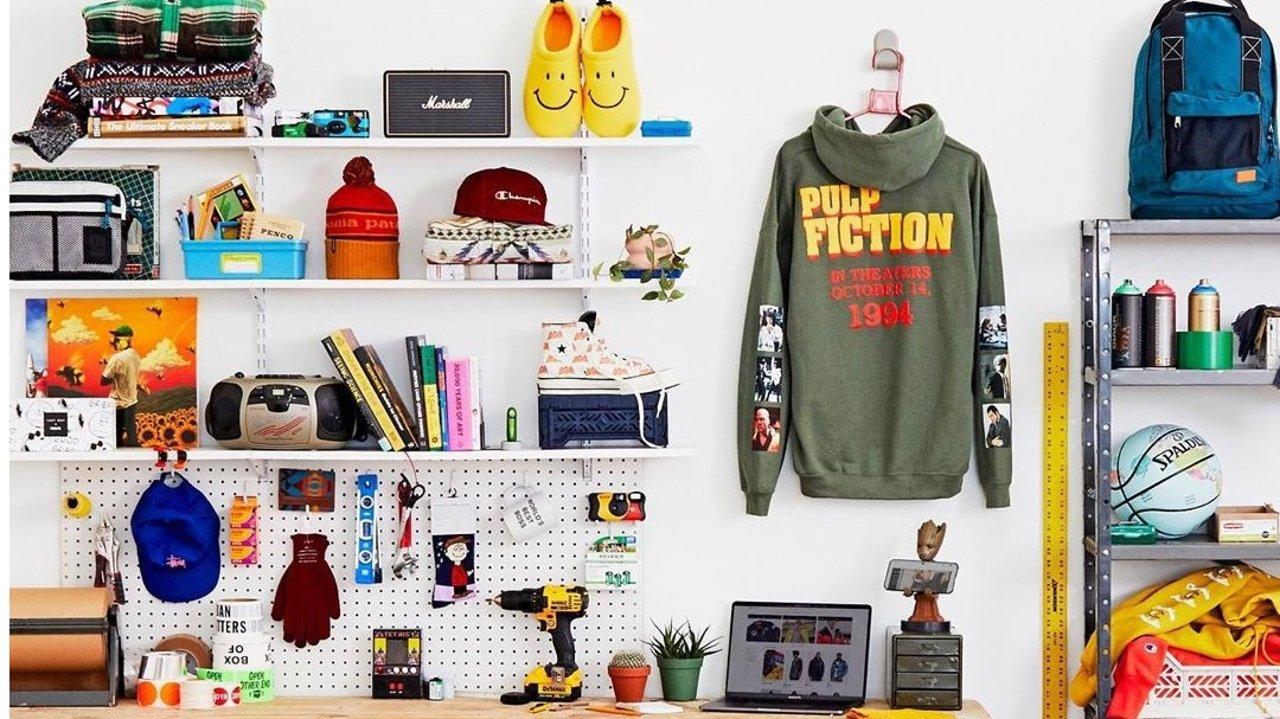 Urban Outfitters季末扫货指南    Fashion&Vintage一网打尽,高街价格≠低体验