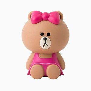 Line Friends丘可熊 零钱罐