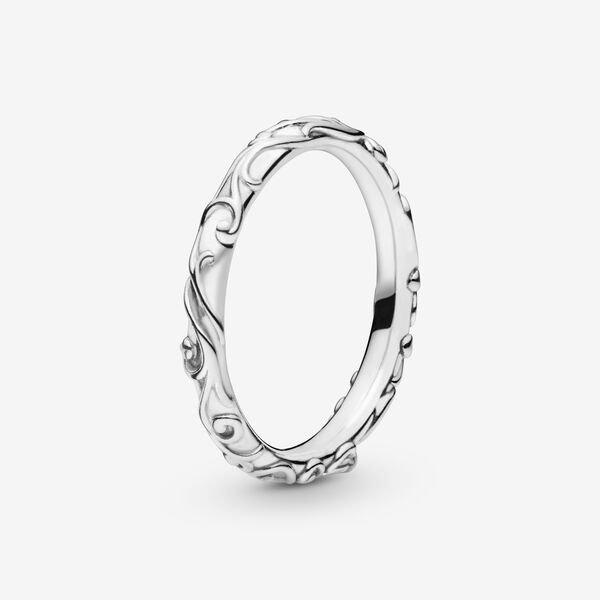 欧式花纹戒指