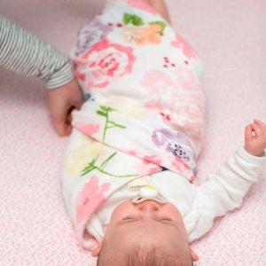 Buy More, Save MoreOrganic Bedding Sale @ Burt's Bees Baby