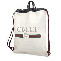 Gucci Print 背包