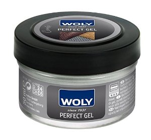 Woly Gentle Leather Cleaning & Conditioning Gel for Shoes, Handbags & Clothes.