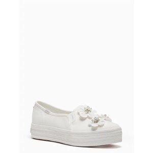 Kate Spade小白鞋