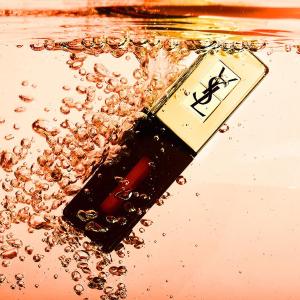 折后$29.6 + 3重好礼最后一天:Yves Saint Laurent官网 奢华缎面镜光唇釉8折促销 收12号斩男色