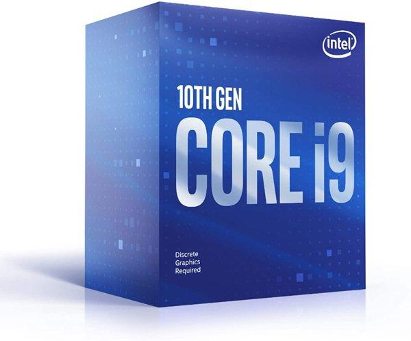 酷睿i9-10900F 10核20线程处理器