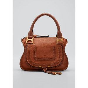 ChloeGet $250GC,$600GC with $2000Marcie Small Double-Carry Satchel Bag