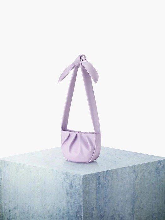 紫色单肩包