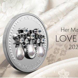 $159.95伊丽莎白二世头饰Canadian Coin 加拿大纪念币盘点 迷失星盘发售 纯银打造