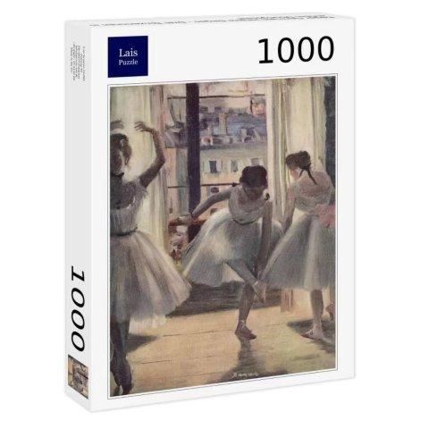 芭蕾女孩折后€14.9 原价€24.9Lais 1000块拼图 超高质量 打发时间 开发智力 收名画系列