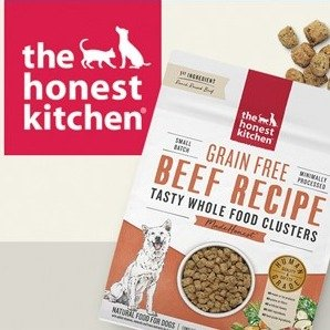 As low as $4.89The Honest Kitchen Dry Dog Food on Sale