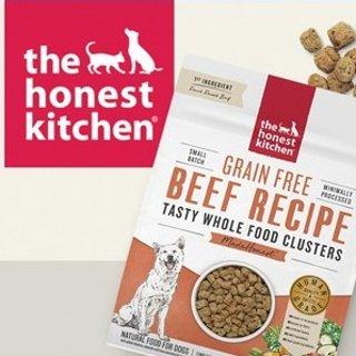 低至$4.89The Honest Kitchen 干狗粮系列全新上市
