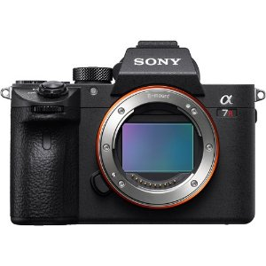 Sonya7R IIIA Alpha Full Frame Mirrorless Camera Body 42.4MP 4K HDR Video ILCE7RM3A/B
