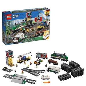 LEGO City Cargo Train 60198 [Amazon Exclusive] @ Amazon