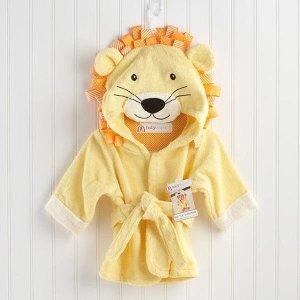 Baby Aspen小狮子浴袍