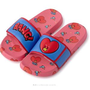 $26.69收可爱Cooky拖鞋Line Friends BT21 可爱拖鞋 三款可选 宅家出门都合适
