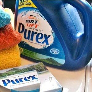 $6.62(原价$12.73)Purex Liquid 洗衣液, 4.43升, 96Loads