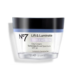 No7Buy 2 get 1 freeLift & Luminate Triple Action Day Cream SPF 30