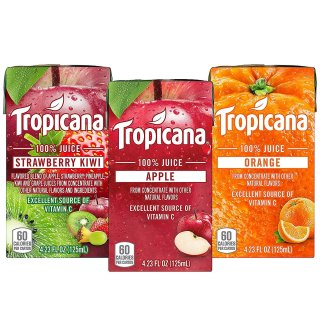 15% OffTropicana Juice Box (Pack of 44) Variety Flavors