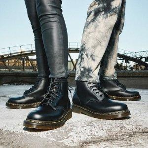 低至6折 经典8孔靴$179Dr.Martens 百搭潮靴 鞋柜必备单品