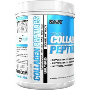 EVLUTION NUTRITION Collagen Peptides at Bodybuilding.com - Best Prices on Collagen Peptides!