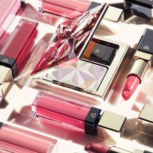 立减$40 + 满额送13件好礼11.11独家:Cle de Peau Beaute官网 彩妆品热卖 收高光 美白隔离