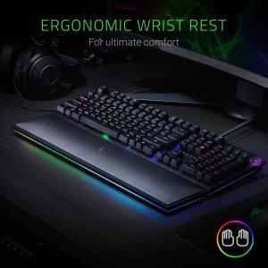 $174.99(原价$199.99)Razer 猎魂光蛛 精英版光轴机械键盘