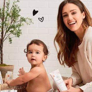 满$25减$10 相当于包邮The Honest Company 母婴用品、护肤品、日用品等促销