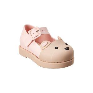 Mini melissa女童 可爱小熊凉鞋